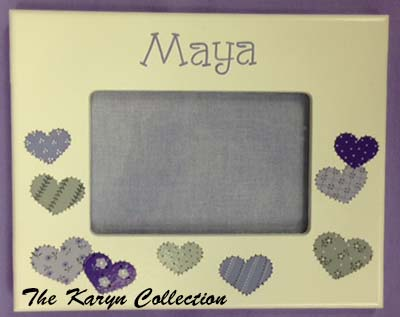 Maya's Patchwork Hearts