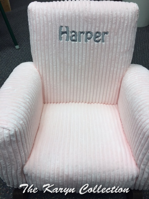 Harper's Toddler Rocker