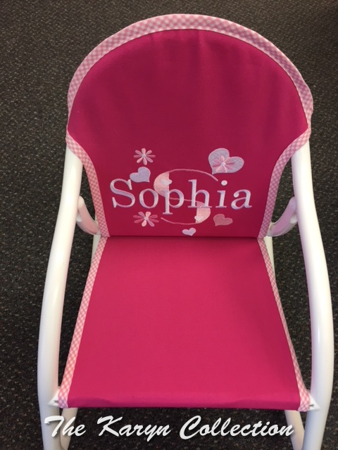 Sophia's Rocking Chair...new for 2018