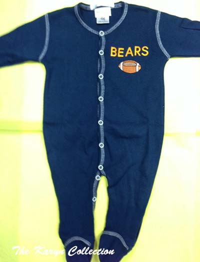 Chicago Bears Footie