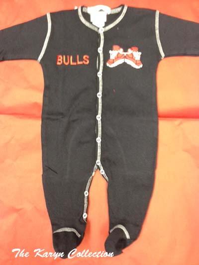 Chicago Bulls Footie