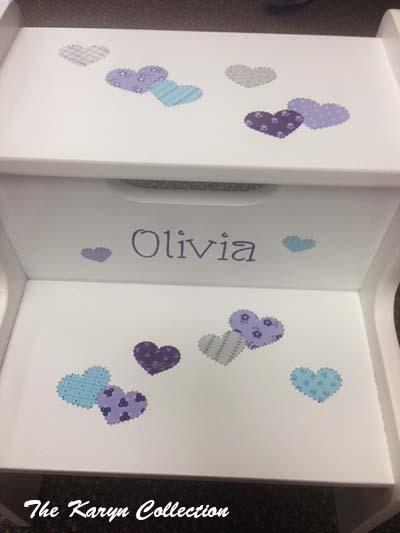 Olivia's 2-Step Stool