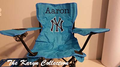 Aaron's Stadium Chair