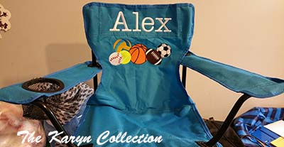Alex's Sports Stadium Chair