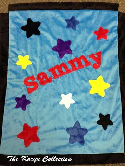 Sammy's All Star Minki Blanket
